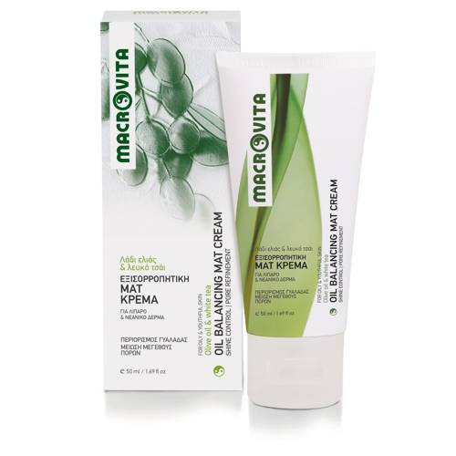 MACROVITA OIL BALANCING MAT CREAM 2ml (sample)