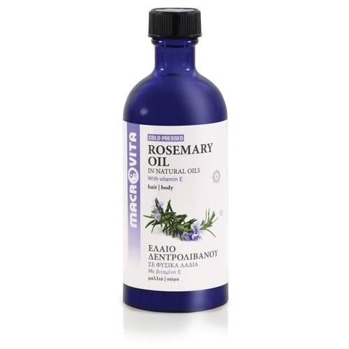 MACROVITA ROSEMARY OIL in natural oils with vitamin E 100ml