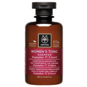 APIVITA Frauen Tonic Shampoo mit Hippophae TC & Bay Laurel 250ml