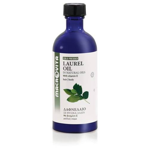 MACROVITA BIO-LORBELÖL in natürlichen Ölen with vitamin E 100ml