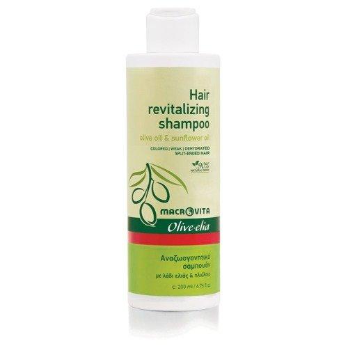 MACROVITA OLIVE-ELIA Regenerierende Shampoo mit Bio-Komponenten 200ml