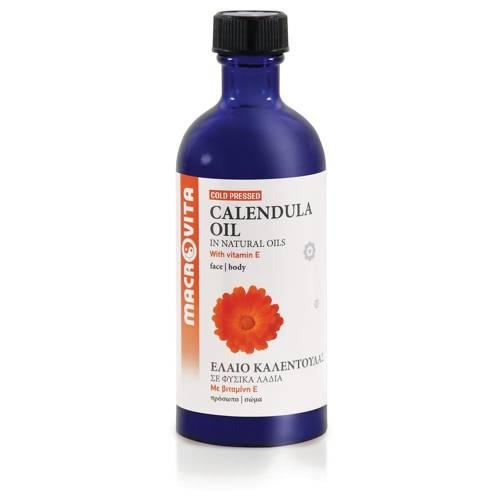 MACROVITA RINGELBLUMEÖL in natürlichen Ölen with vitamin E 100ml