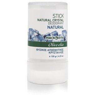 MACROVITA OLIVE-ELIA dezodorant w sztyfcie z naturalnego kryształu 120g